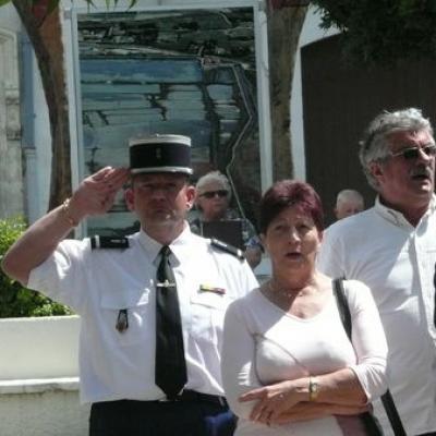 Cérémonie 18 juin 2010