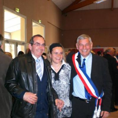 Henri et Sandrine le 17 mars 2008