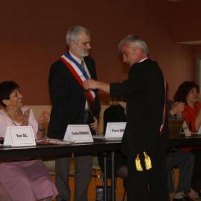 Pierre Sémat Investiture 2008