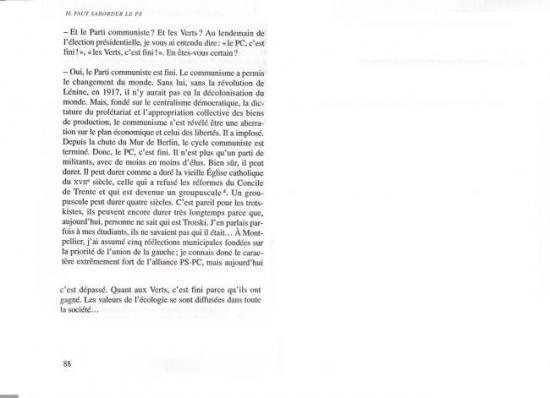Union de la gauche, par M. Frêche