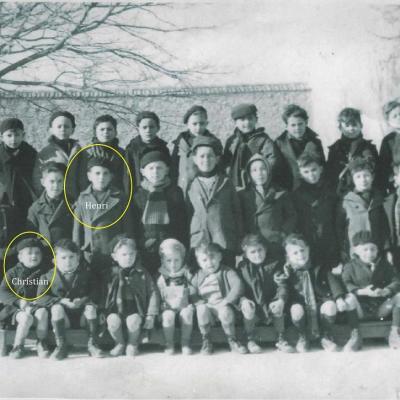 Classe henri 1943