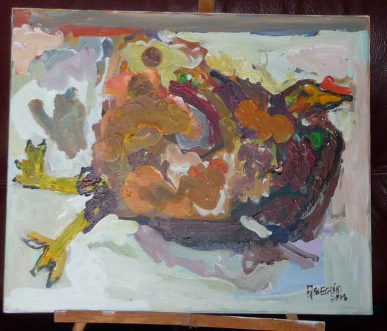 A. SEGUIN - La poule faisane