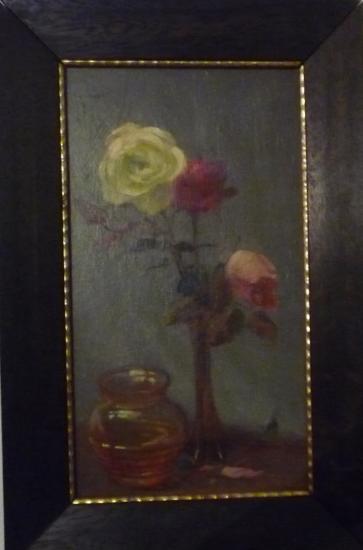 Rose de rudel aristide